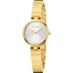 ZEGAREK CALVIN KLEIN Authentic K8G23546. Szare zegarki damskie marki Calvin Klein, szklane. Za 1269,00 zł.