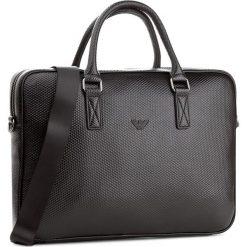 Plecaki męskie: Torba na laptopa ARMANI JEANS - 932196 7A941 07320  Nero