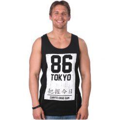 Brave Soul T-Shirt Męski Diamond S Czarny. Czarne t-shirty męskie marki Brave Soul, m. W wyprzedaży za 37,00 zł.