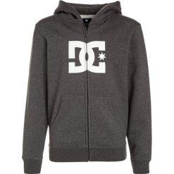 DC Shoes STAR Bluza rozpinana charcoal heather. Czarne bluzy chłopięce rozpinane marki DC Shoes, z bawełny. W wyprzedaży za 135,85 zł.