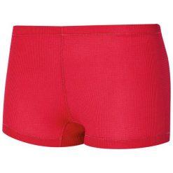 Bokserki damskie: Odlo Bokserki  damskie CUBIC czerwone r. XL (140271)