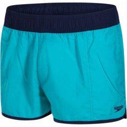 Speedo Spodenki Colour Mix 10 Watershorts Jade/Navy S. Niebieskie spodenki sportowe męskie marki Speedo, s, do pływania. W wyprzedaży za 65,00 zł.
