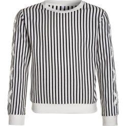 LMTD NITPOISE  Bluza snow white. Białe bluzy dziewczęce LMTD, z bawełny. W wyprzedaży za 135,20 zł.