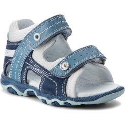 Sandały chłopięce: Sandały BARTEK – 11848-3/Q77 Niebieski
