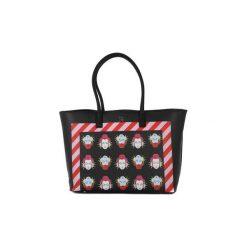 Shopper bag damskie: Torby shopper Richmond  GEISHA LARGE SHOPPING BAG