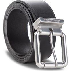 Pasek Męski CALVIN KLEIN - J Roller Adj.Belt 3.5Cm K50K504325 001. Czarne paski męskie Calvin Klein, w paski, ze skóry. Za 229,00 zł.