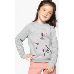 Bluzy dziewczęce: Bluza w ptaki 3-12 lat