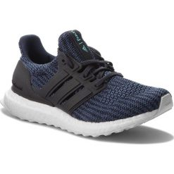 Buty adidas - UltraBoost Parley AC8205 Legink/Carbon/Bluspi. Niebieskie buty do biegania damskie marki Salomon, z gore-texu, na sznurówki, gore-tex. W wyprzedaży za 519,00 zł.