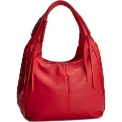 Torebka CREOLE - K10175 Czerwony. Czerwone torebki klasyczne damskie Creole, ze skóry, duże. W wyprzedaży za 299,00 zł.