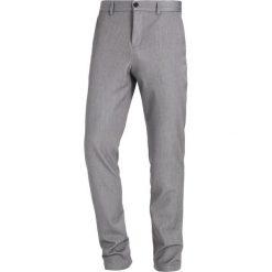 Spodnie męskie: Lindbergh Chinosy mottled light grey
