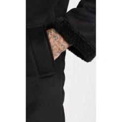 Sixth June Płaszcz wełniany /Płaszcz klasyczny black. Czarne płaszcze wełniane męskie marki Sixth June, m, klasyczne. Za 629,00 zł.