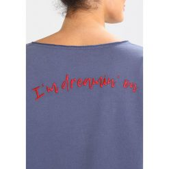 Bluzy rozpinane damskie: Juvia FOREVER  Bluza ink blue