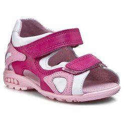 Sandały dziewczęce: Sandały KORNECKI – 03441 Pink/S