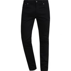 Nudie Jeans GRIM TIM Jeansy Slim Fit dry cold black. Czarne jeansy męskie relaxed fit Nudie Jeans. Za 459,00 zł.