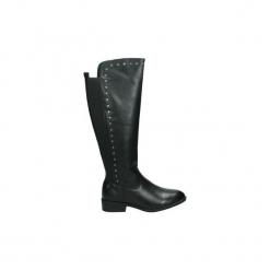 Kozaki Xti  48428. Czarne buty zimowe damskie marki Xti. Za 307,59 zł.