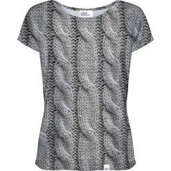 Colour Pleasure Koszulka damska CP-034  289 szara r. M-L. T-shirty damskie Colour pleasure, l. Za 70,35 zł.