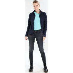 Schöffel JACKET NAGOYA Kurtka z polaru dark blue. Niebieskie kurtki sportowe damskie Schöffel, z materiału. W wyprzedaży za 377,10 zł.