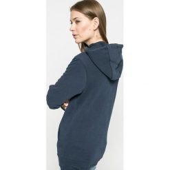 Ellesse - Bluza. Szare bluzy z kapturem damskie marki Ellesse, l, z nadrukiem, z bawełny. Za 219,90 zł.