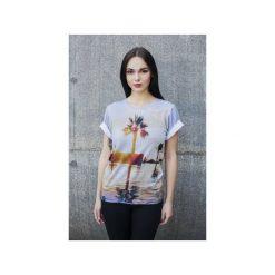 T-shirty męskie z nadrukiem: T-shirt The Palm