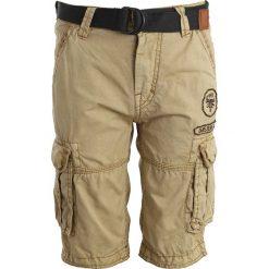 Cars Jeans KIDS MATHA FINE  Bojówki khaki. Brązowe jeansy męskie regular Cars Jeans, z bawełny. Za 149,00 zł.