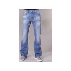 Jeansy bootcut Yurban  IGERAL. Niebieskie jeansy męskie regular Yurban. Za 199,00 zł.