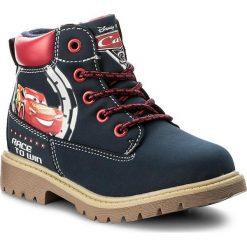Buty zimowe chłopięce: Trapery CARS – CP40-6345DCARS Granatowy