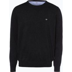 Fynch Hatton - Sweter męski, szary. Szare swetry klasyczne męskie Fynch-Hatton, m, z dzianiny. Za 249,95 zł.