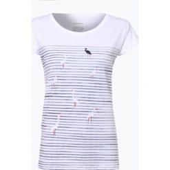 ARMEDANGELS - T-shirt damski – Liv, czarny. Czarne t-shirty damskie ARMEDANGELS, m, w paski. Za 179,95 zł.