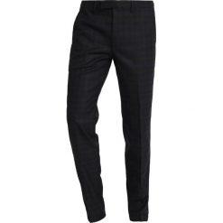 Cinque CIPULETTI SLIM FIT Spodnie materiałowe dark blue. Niebieskie rurki męskie Cinque, z elastanu. Za 419,00 zł.