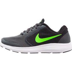Buty do biegania damskie: Nike Performance REVOLUTION 3  Obuwie do biegania treningowe anthracite/green strike/black/white