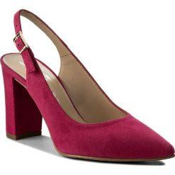 Rzymianki damskie: Sandały BRENDA ZARO – T2568A Pink Ray