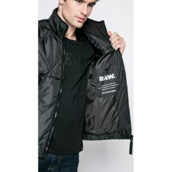 G-Star Raw - Kurtka Strett Utility. Czarne kurtki męskie pikowane marki G-Star RAW, l, z materiału, retro. W wyprzedaży za 449,90 zł.