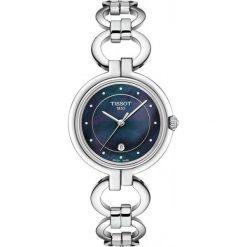 RABAT ZEGAREK TISSOT T-Lady T094.210.11.126.00. Białe zegarki męskie TISSOT, ze stali. W wyprzedaży za 1188,00 zł.