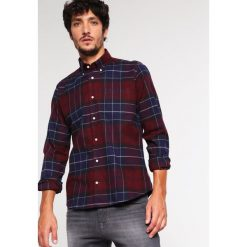 Barbour LUSTLEIGH TAILORED FIT  Koszula merlot. Czerwone koszule męskie Barbour, l, z bawełny. Za 379,00 zł.