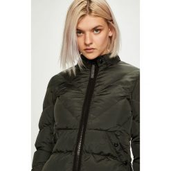 G-Star Raw - Kurtka. Czarne kurtki damskie pikowane marki G-Star RAW, l, z poliesteru. W wyprzedaży za 599,90 zł.