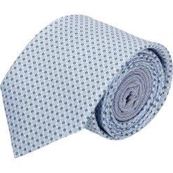 Krawaty męskie: krawat winman niebieski classic 207