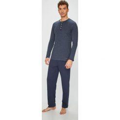Tom Tailor Denim - Piżama. Szare piżamy męskie marki TOM TAILOR DENIM, m, z bawełny. Za 169,90 zł.
