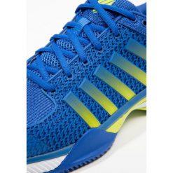 KSWISS EXPRESS LIGHT HB Obuwie do tenisa Outdoor strong blue/white/neon citron. Białe buty do tenisa męskie marki K-SWISS. Za 459,00 zł.