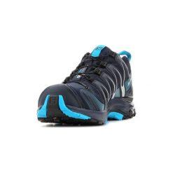 Buty do biegania Salomon  XA Pro 3D GTX 393320. Szare buty do biegania męskie marki Salomon, z gore-texu, na sznurówki, gore-tex. Za 478,10 zł.
