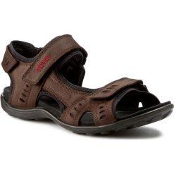 Sandały ECCO - All Terrain Lite 82230405178 Mocha. Brązowe sandały męskie skórzane ecco. Za 279,90 zł.