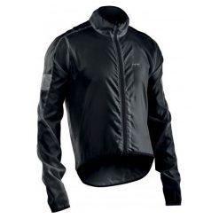 Northwave Kurtka Wodoodporna Vortex Jacket Black M. Czarne kurtki sportowe męskie Northwave, l. Za 155,00 zł.