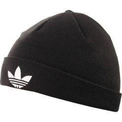 Czapki zimowe damskie: czapka sportowa damska ADIDAS TREFOIL BEANIE / AY9330 – ADIDAS TREFOIL BEANIE