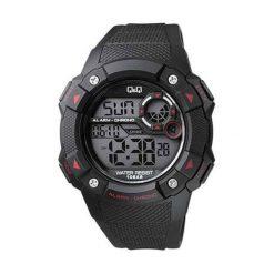 """Zegarki męskie: Zegarek """"Q-M145-001"""" w kolorze czarnym"""