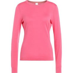 Swetry klasyczne damskie: BOSS CASUAL ICUBAS Sweter bright pink