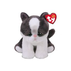 Maskotka TY INC Beanie Babies  Yang - Czarno-biały kotek 15cm  42273. Białe przytulanki i maskotki marki TY INC. Za 19,99 zł.