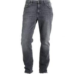 Spodnie męskie: Lee RIDER Jeansy Slim Fit grey denim