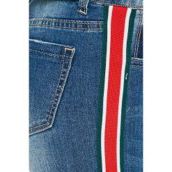 Answear - Jeansy. Zielone jeansy damskie marki ANSWEAR. W wyprzedaży za 99,90 zł.