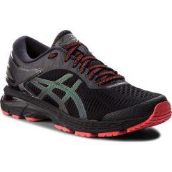 Buty ASICS - Gel-Kayano 25 Lite-Show 1011A022 Black/Black 001. Czarne buty do biegania męskie Asics, z materiału, asics gel kayano. W wyprzedaży za 559,00 zł.