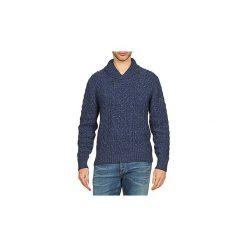 Swetry Otto Kern  AFANASY. Niebieskie swetry klasyczne męskie Otto Kern, m. Za 711,20 zł.