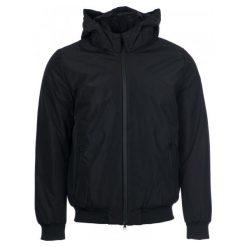 Mustang Kurtka Męska Light Hood Jacket L Czarny. Czarne kurtki męskie marki Mustang, l, z bawełny, z kapturem. Za 627,00 zł.